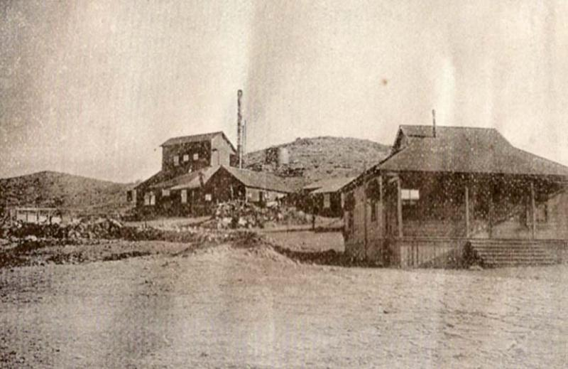 Red Dog Mill 1900